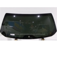 SUBARU FORESTER 12/2012 to current - 5DR WAGON - REAR SCREEN GLASS