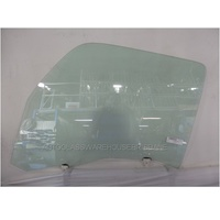 HINO 300 SERIES WIDE CAB - 8/2011 to CURRENT - TRUCK - LEFT SIDE FRONT DOOR GLASS WITH FITTING - NEW