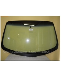 Bf Falcon Passenger Door Glass
