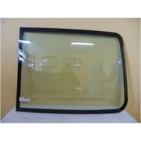 WESTERN STAR CONSTELLATION Narrow ceramic  2000 to 12/2011 - LEFT SIDE - 1/2 FRONT WINDSCREEN GLASS