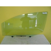 suitable for TOYOTA YARIS - 3DR HAT 9/2005 > 10/2011 - PASSENGERS - LEFT SIDE - FRONT DOOR GLASS