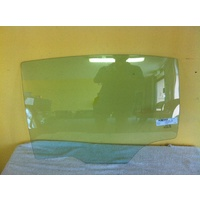 HOLDEN COMMODORE VE - 4DR SEDAN 8/06>CURRENT - LEFT SIDE REAR DOOR GLASS