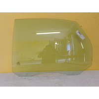 FORD FOCUS - 4/5DR SED/HAT 6/05>12/08 - PASSENGERS - LEFT SIDE-REAR DOOR GLASS