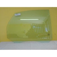 FORD FOCUS - 4/5DR HAT 6/05>12/08  - DRIVERS -  RIGHT SIDE - REAR DOOR GLASS