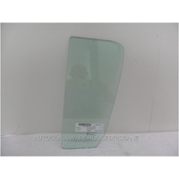 SUZUKI SWIFT RS415 - 5DR HAT 1/05>CURR - PASSENG-LEFT SIDE - REAR QUARTER GLASS