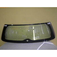 SUZUKI SWIFT  1/2005 to 12/2010 - 5DR HATCH REAR SCREEN - GLASS