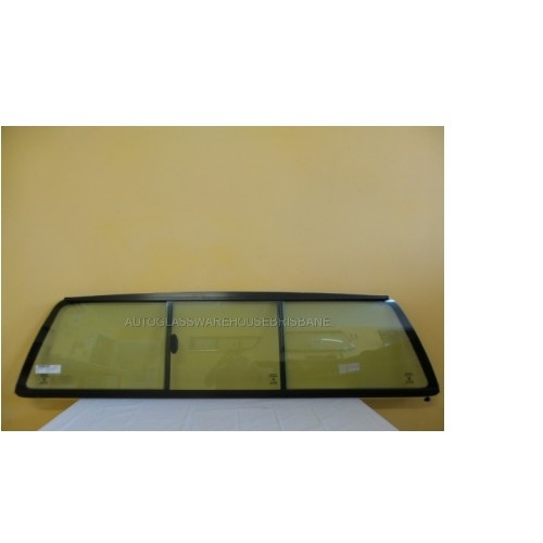 VOLKSWAGEN AMAROK - 2/4DR UTE 2/2011>CURRENT - REAR CAB SLIDING WINDOW - NEW