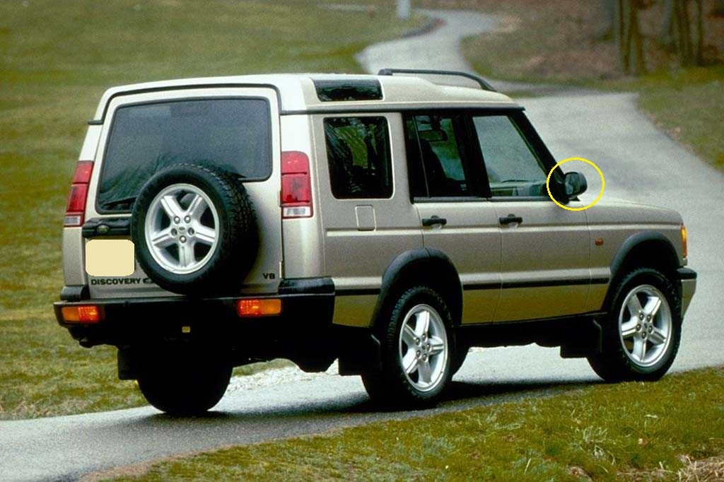 Land Rover Discovery 2  4dr Wagon 3  99 U0026gt 11  04  Right Side