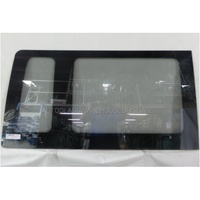 FORD TRANSIT VH/VM - 11/2000 to 9/2014 - SWB VAN - RIGHT SIDE REAR BONDED FIXED WINDOW GLASS - 1208 X 628