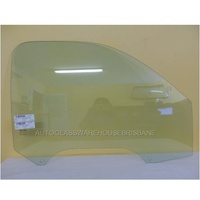 MAZDA BRAVO 2600 PE - UTE 1/99>11/06 - RIGHT SIDE FRONT DOOR GLASS (full)