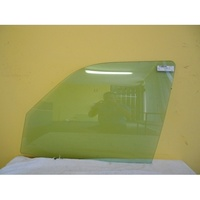 FORD EXPLORER UN/UP SERIES - 11/1996 to 9/2001 - 4DR WAGON - PASSENGERS - LEFT SIDE FRONT DOOR GLASS