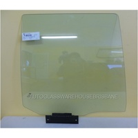 FORD EXPLORER SERIES 1 & 2 - 11/1996 TO 09/2001 - 4DR WAGON - DRIVERS - RIGHT SIDE REAR DOOR GLASS