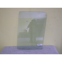 FORD TRANSIT VH/VJ/VM - 10/2000 TO CURRENT - VAN - PASSENGERS - LEFT SIDE FRONT DOOR GLASS