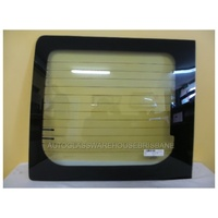 FORD TRANSIT VH/VJ - 10/2000 TO 8/2006 - UTE - PASSENGERS - LEFT SIDE REAR BARN DOOR GLASS - HEATED