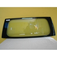SUZUKI IGNIS RG413 - 11/2000 to 1/2005 - 3DR/5DR HATCH - REAR WINDSCREEN GLASS - HEATED