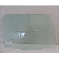 JEEP WRANGLER TJ - 11/1996 TO 2/2007 - 2DR/4DR WAGON - RIGHT SIDE FRONT DOOR GLASS