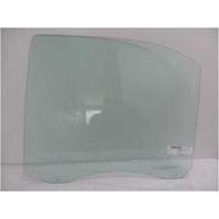 KIA SORENTO JC - 2/2003 to 8/2009 - 5DR WAGON - PASSENGERS - LEFT SIDE REAR DOOR GLASS