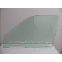 KIA SPORTAGE JA55 - 1/1997 to 4/2000 - 5DR WAGON - PASSENGERS - LEFT SIDE FRONT DOOR GLASS