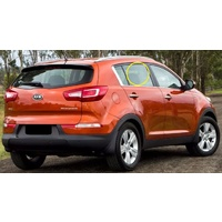 KIA SPORTAGE - 4DR WAGON 5/05>6/10 - RIGHT SIDE REAR DOOR GLASS