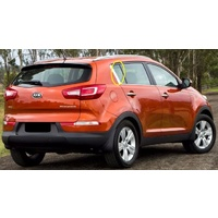 KIA SPORTAGE - 4DR WAGON 5/05>6/10 - RIGHT SIDE CARGO GLASS