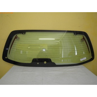 MAZDA TRIBUTE ED - 2/2001 to 6/2006 - 4DR WAGON - REAR WINDSCREEN GLASS - WIPER MOTOR ON LEFT SIDE - HEATED