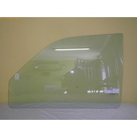 MITSUBISHI CHALLENGER PA - WAG 3/98>1/06-PASSENG-LEFT SIDE-FRONT DOOR GLASS