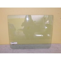 MITSUBISHI CHALLENGER - WAG 3/98>1/06 - DRIVERS - RIGHT SIDE-REAR DOOR GLAS