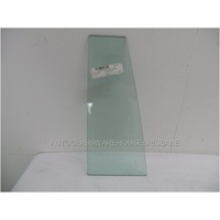 MITSUBISHI CHALLENGER -  3/1998 to 1/2007 - 5DR WAGON - LEFT SIDE REAR QUARTER GLASS