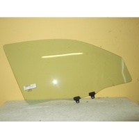 MITSUBISHI OUTLANDER ZE-ZF - 1/2002 To 9/2006 - 5DR WAGON - RIGHT SIDE FRONT DOOR GLASS
