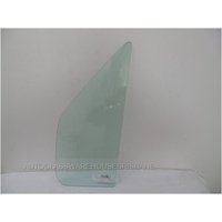 RENAULT MASTER X70 - 9/2004 to 3/2011 - LWB/MWB VAN - PASSENGERS - LEFT SIDE FRONT QUARTER GLASS