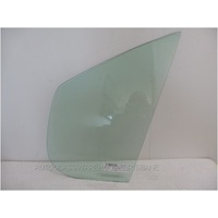 RENAULT TRAFFIC X83 - 4/2004 to 2015 - VAN - LEFT SIDE FRONT QUARTER GLASS - GREEN - NEW