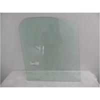 RENAULT TRAFFIC - 4/2004 TO 4/2015 - VAN - RIGHT SIDE FRONT DOOR GLASS