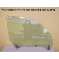 SUBARU FORESTER - 8/1997 to 5/2002 - 5DR WAGON - RIGHT SIDE FRONT DOOR GLASS