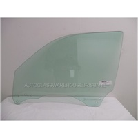 SUBARU FORESTER - 5/2002 to 2/2008 - 5DR WAGON - 79V - LEFT SIDE FRONT DOOR GLASS