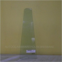 TOYOTA PRADO 120 SERIES - 2/2003 to 10/2009 - 5DR WAGON - PASSENGERS - LEFT SIDE REAR QUARTER GLASS