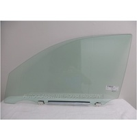 TOYOTA RAV4 30 SERIES ACA33- 1/2006 to 1/2013 - 5DR WAGON - PASSENGERS - LEFT SIDE FRONT DOOR GLASS