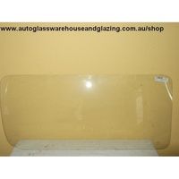 suitable for TOYOTA HIACE RZH100 - VAN 11/89>2/05 - LEFT SIDE SLIDING DOOR- (MIDDLE GLASS) (genuine toyota)