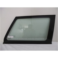 SSANGYONG MUSSO - 7/1996 to 12/2006 - 5DR WAGON - RIGHT SIDE REAR CARGO GLASS
