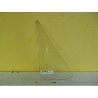TOYOTA DYNA HC - 1984 to 9/2001 - TRUCK - DRIVERS - RIGHT SIDE FRONT QUARTER GLASS