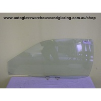NISSAN PULSAR N15 - 5DR HATCH 10/95>6/00 - LEFT SIDE FRONT DOOR GLASS