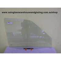 NISSAN TERRANO II R20 Ti - 3/1997 To 12/1999 - 4DR WAGON - RIGHT FRONT DOOR GLASS