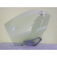 MAZDA 323 BA ASTINA - 7/1994 to 8/1998 - 4DR SEDAN - PASSENGERS - LEFT SIDE REAR DOOR GLASS
