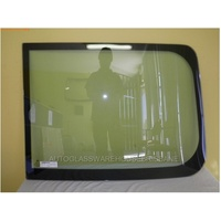 WESTERN STAR CONSTELLATION 49FX RH01 - 2001 to CURRENT - TRUCK - LEFT SIDE 1/2 FRONT WINDSCREEN GLASS - WIDE CERAMIC
