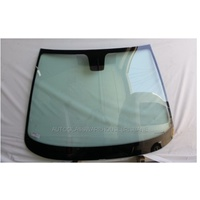 PEUGEOT 206 - 10/1999 to 5/2007 - 3/4/5DR HATCH - FRONT WINDSCREEN GLASS