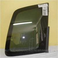 MAZDA PREMACY - 5DR WAGON 2/01>1/04 - DRIVERS - RIGHT SIDE CARGO GLASS (dark tinted glass)