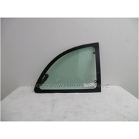 FORD KA - 10/1999 to 12/2002 - 3DR HATCH - RIGHT SIDE REAR FLIPPER GLASS