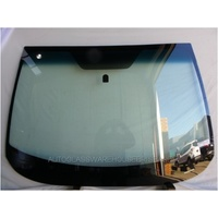 SUBARU IMPREZA G3 - 8/2007 to 1/2012 - SEDAN/HATCH - FRONT WINDSCREEN GLASS