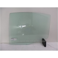 BMW 3 SERIES E46 - 8/1998 to 1/2005 - 4DR SEDAN - PASSENGER - LEFT SIDE REAR DOOR GLASS