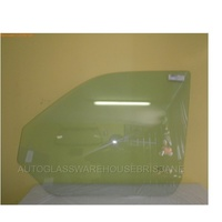 VOLKSWAGEN TRANSPORTER-T5 -8/2004 to 12/2015- LEFT SIDE FRONT DOOR GLASS