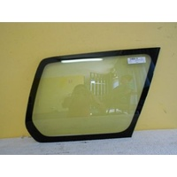 SUBARU FORESTER - 5/2002 to 2/2008 - 5DR WAGON - 79V - DRIVERS -  RIGHT SIDE REAR CARGO GLASS